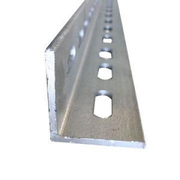 White Slotted Steel Angle Rack Metal Angle Steel Angle Bar for Shelf Racks Warehouse Shelf