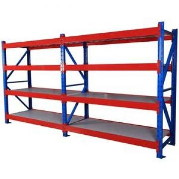 Industrial Galvanized Pallet Rack Steel Wire Mesh Deck Shelving for Heavy Duty Teardrop Rackings