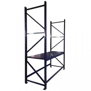 Heavy Duty Metal Pallet Push Back Shelf From Welfor Rack
