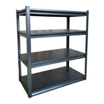 Industrial Heavy Duty Boltless Rivet Angle Teardrop Mezzanine Cantilever Metal Steel Warehouse Pallet Storage Shelf